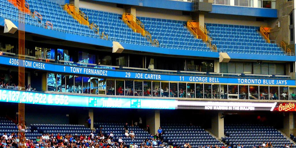 Level of Excellence at Rogers Centre