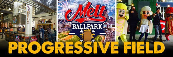 Melt at Progressive Field
