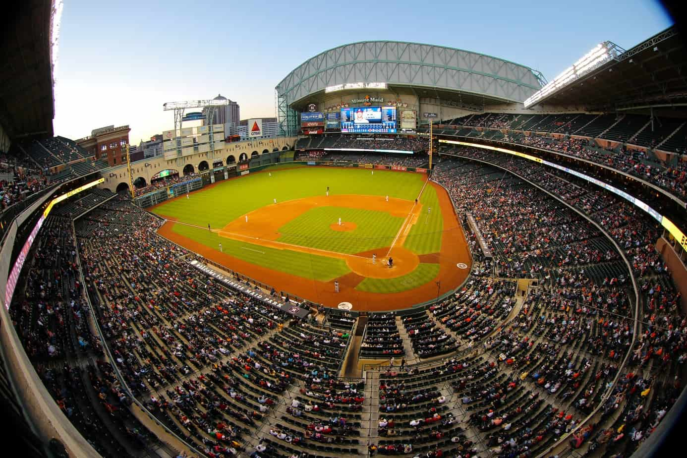 Minute Maid Park Guide Where To Park Eat And Get Cheap Tickets