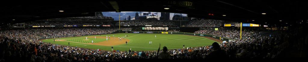 SRO at Safeco Field