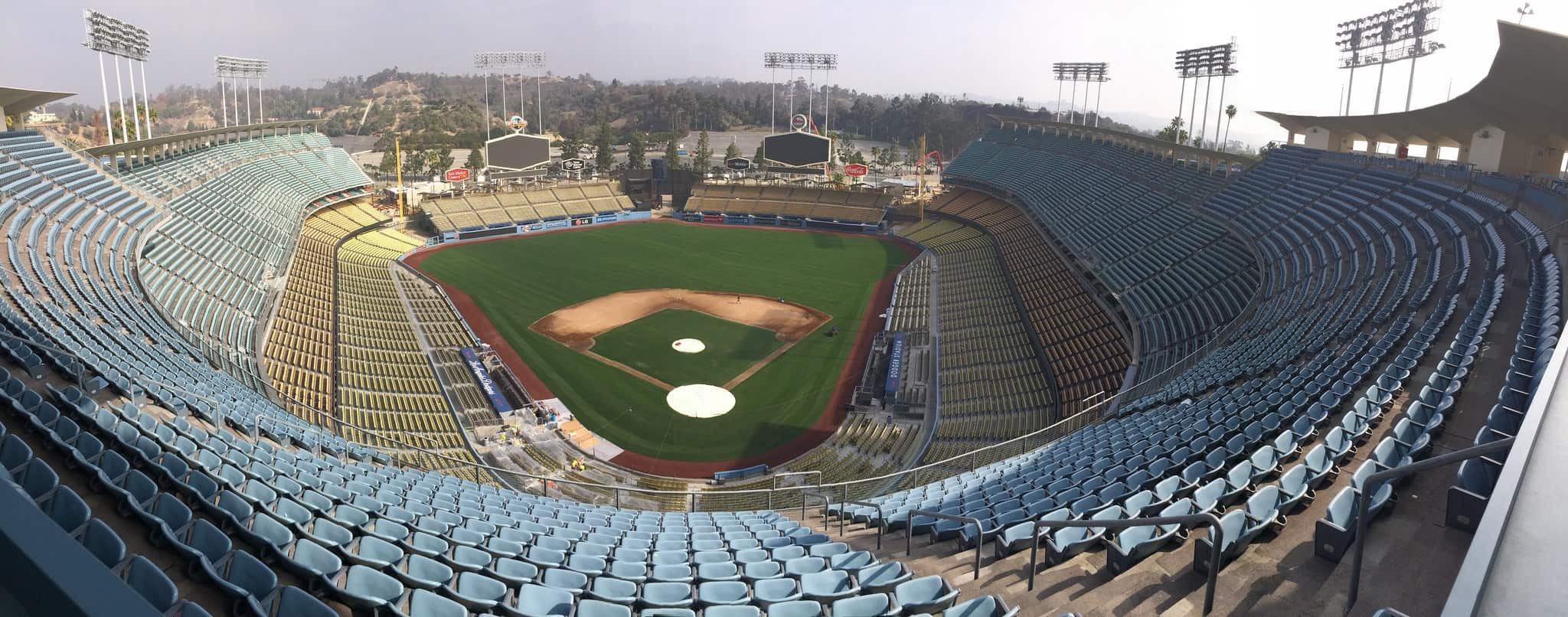 Dodger Stadium Guide Where To Park Eat And Get Cheap